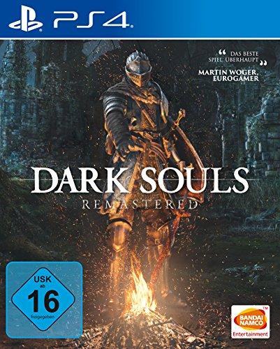 PS4 Games Quarter 2 2018 - Dark Souls: Remastered - [PlayStation 4]