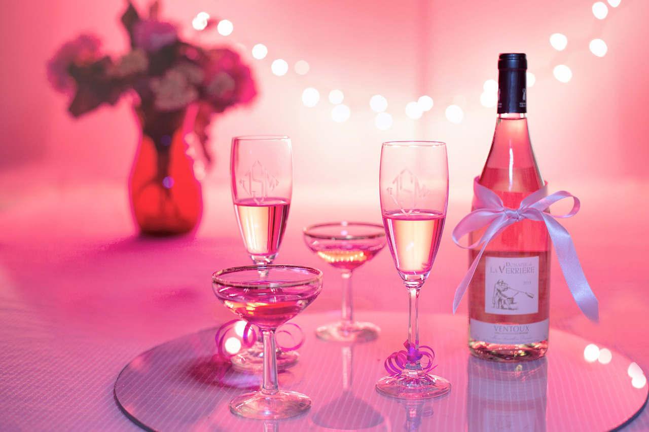 Champagner Rose