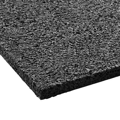 Tapis Anti Vibration Floordirekt Pro 100x60x1cm Pour Tous Les