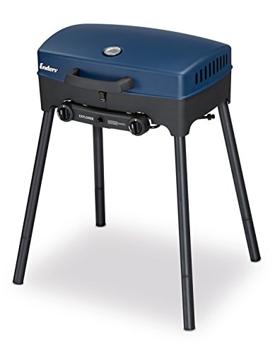 Camping gas barbecue