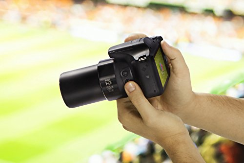 Canon Spiegelreflexkamera Canon PowerShot SX540 HS 20,3 Megapixel CMOS-Sensor,