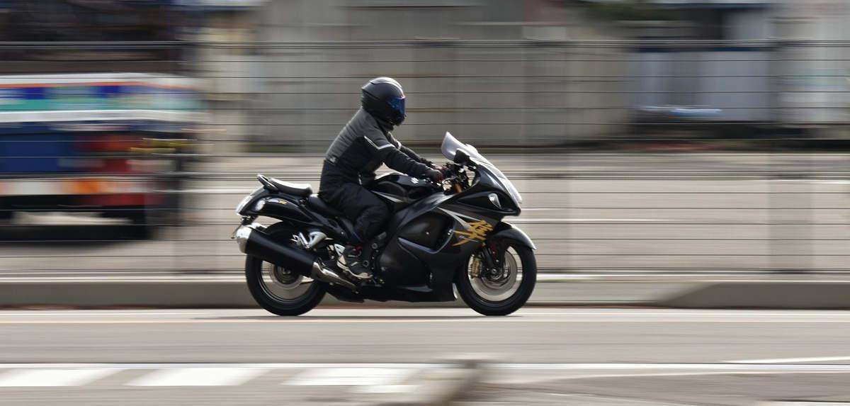 Motorrad Lederkombie