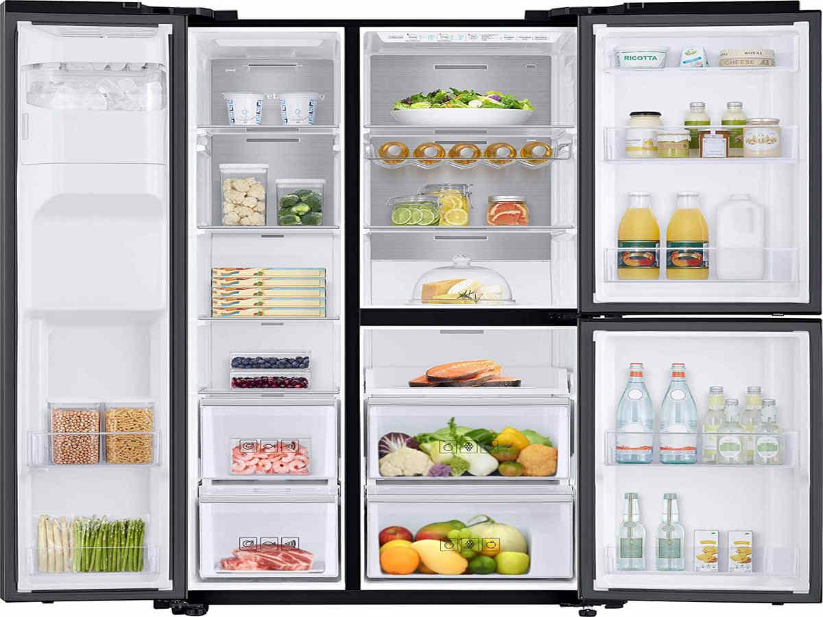 Test frigorifero Samsung Side by Side e confronto 2019 ...
