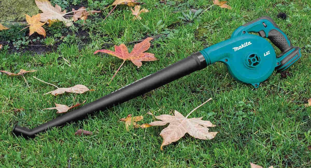 Makita dub362z Batterie-Ventilateur 2 x 18 volts feuilles Souffleur de feuilles