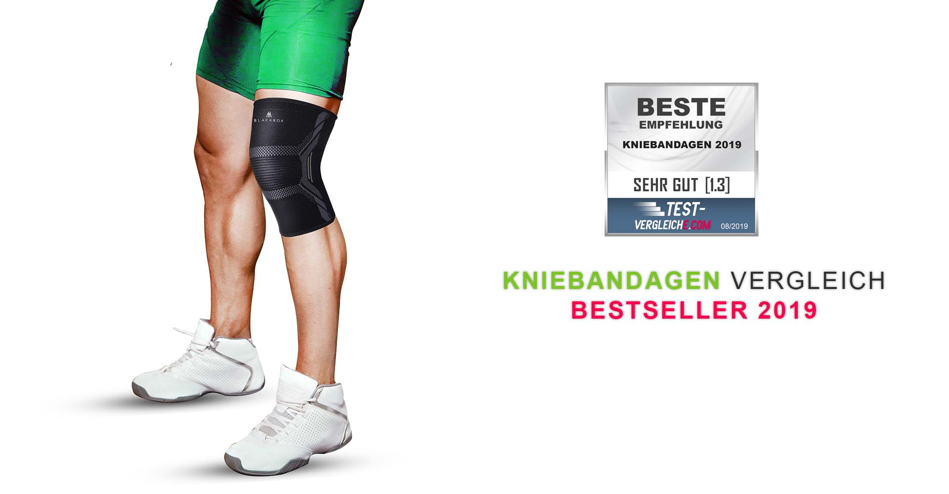 kniebandagen-test-2019