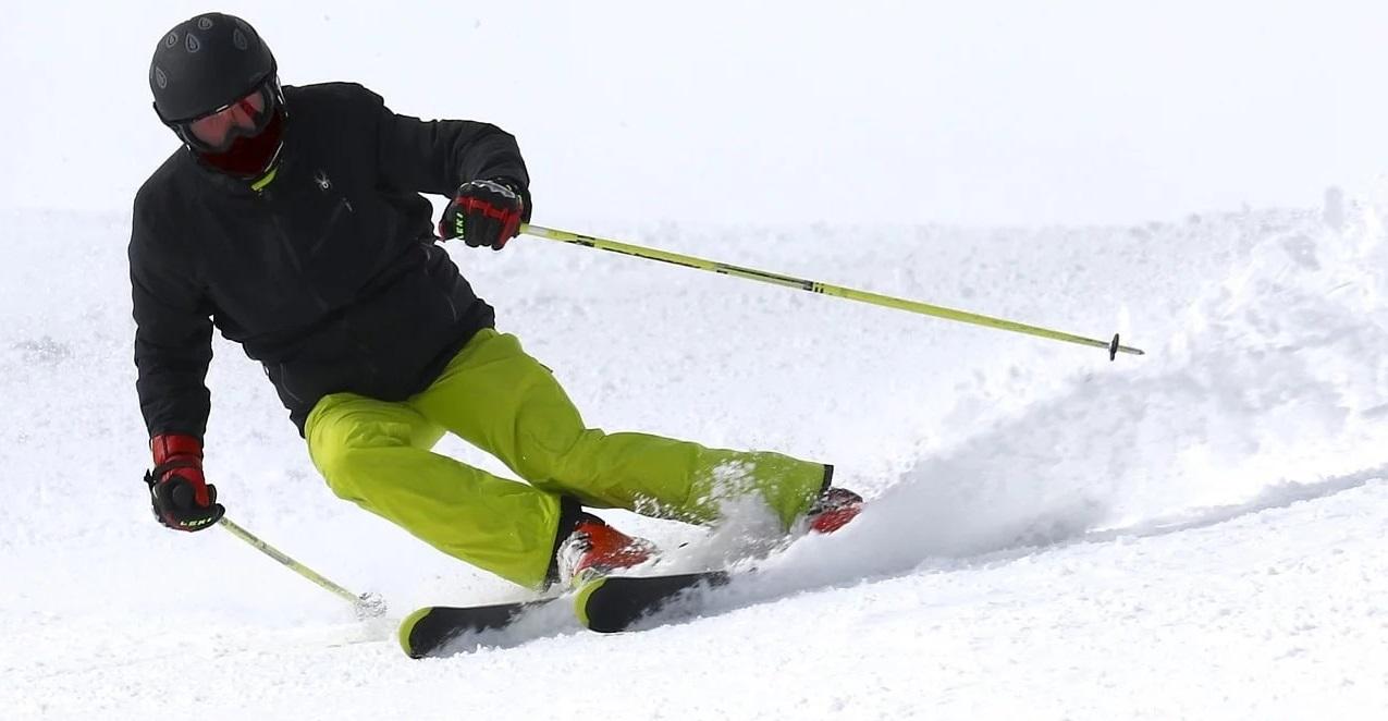 Winter sports socks