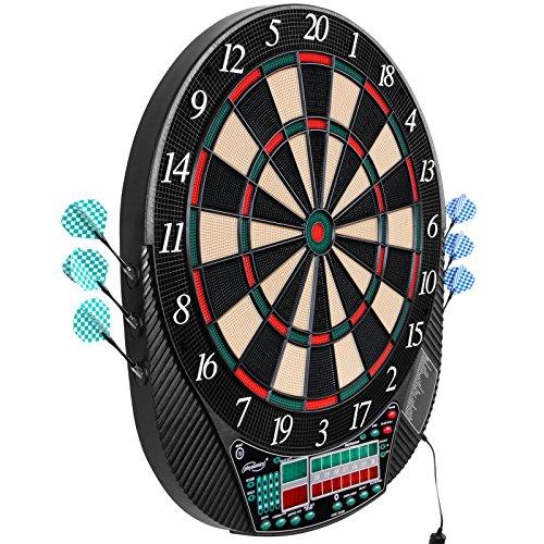 Dartboard electronic