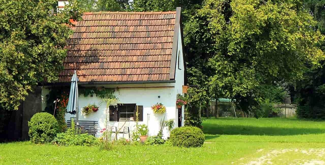 Gartenhaus Kunststoff