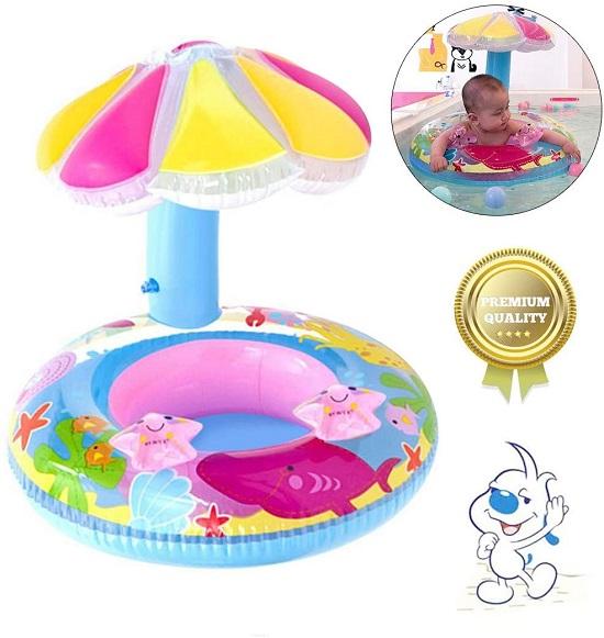 Baby swim ring