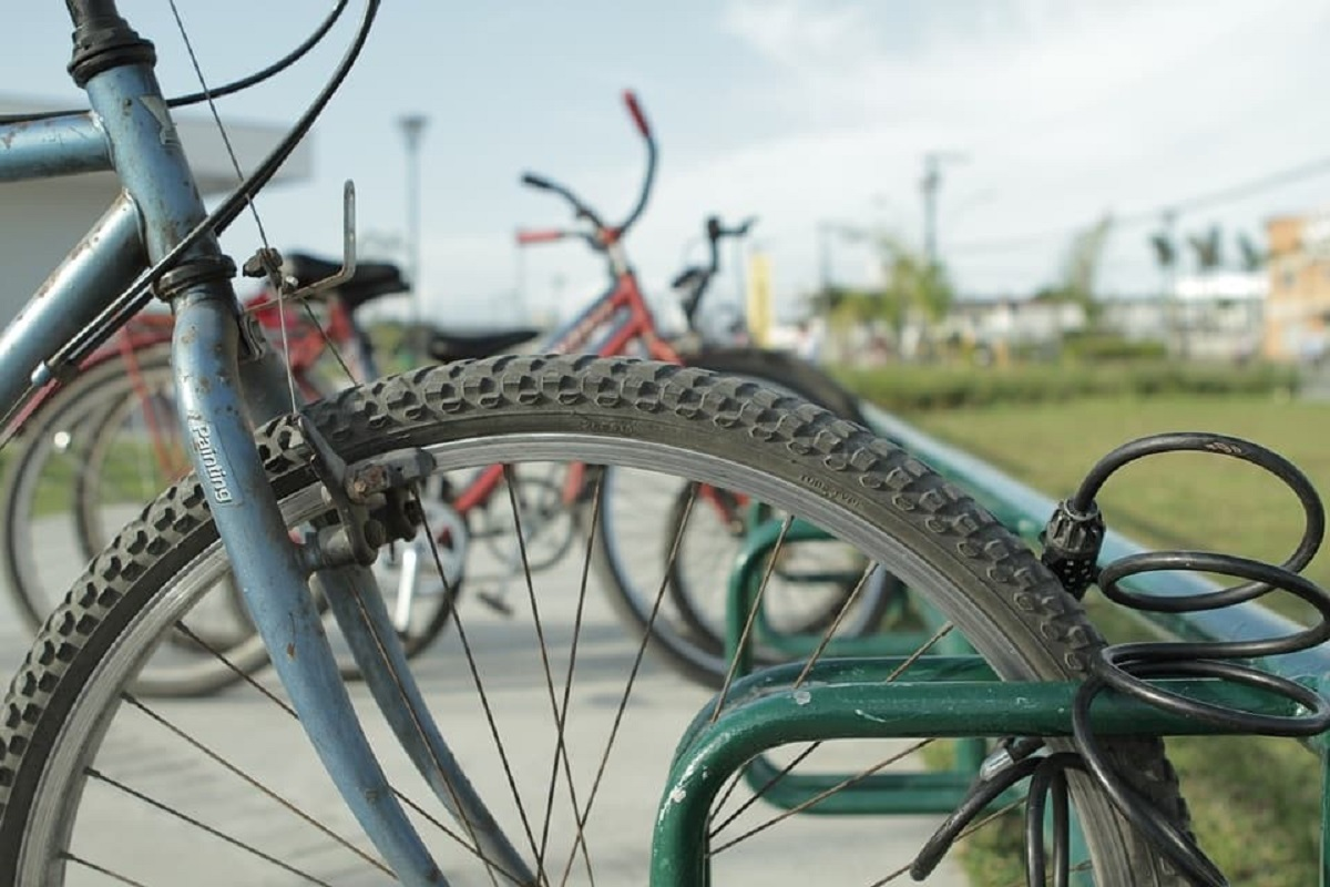 Bicycle alarm system