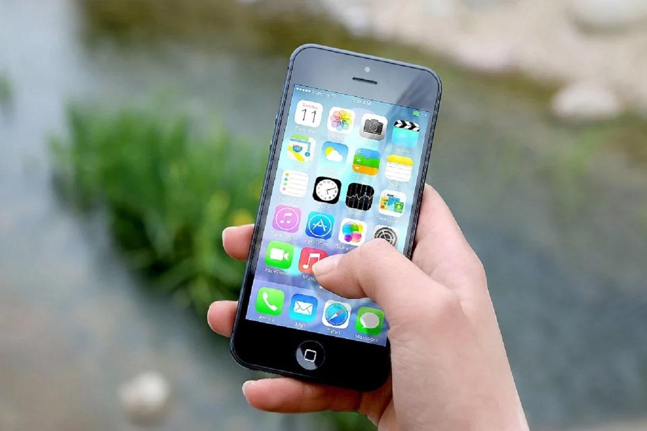 iPhone Reparaturset